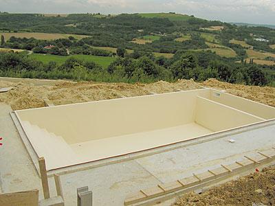 Terrassement vrd voirie r seaux divers sarl didier for Construction piscine isere