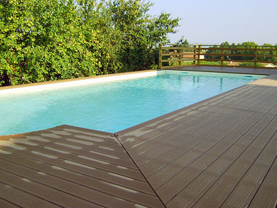 Construction de piscine sur mesure